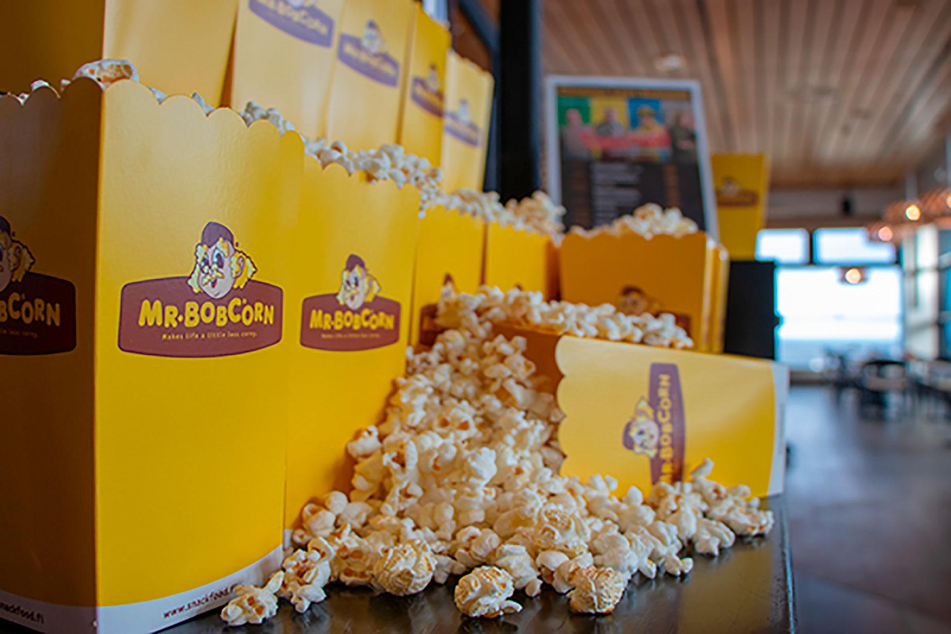 Elokuvateatteri Levi Summit esittää uusimmat elokuvat popcornien kera Levillä!